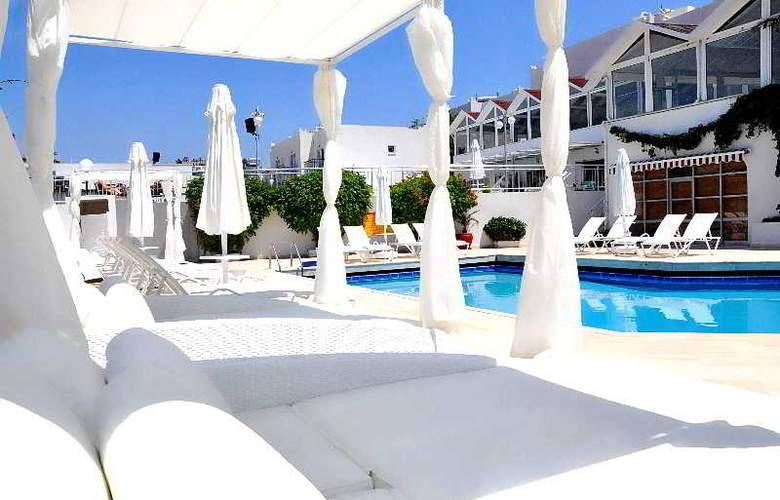 Bodrum Eos hotel - Pool - 18