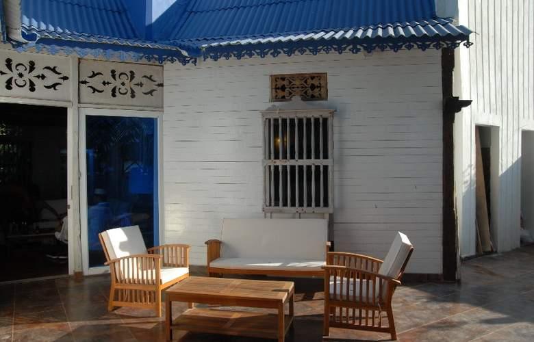 Hotel Auaecoco Cartagena - Terrace - 10