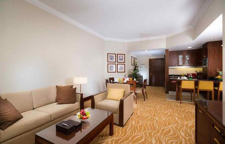 Majlis Grand Mercure Residence - Room - 38