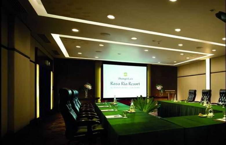 Shangri-La's Rasa Ria Resort - Conference - 24