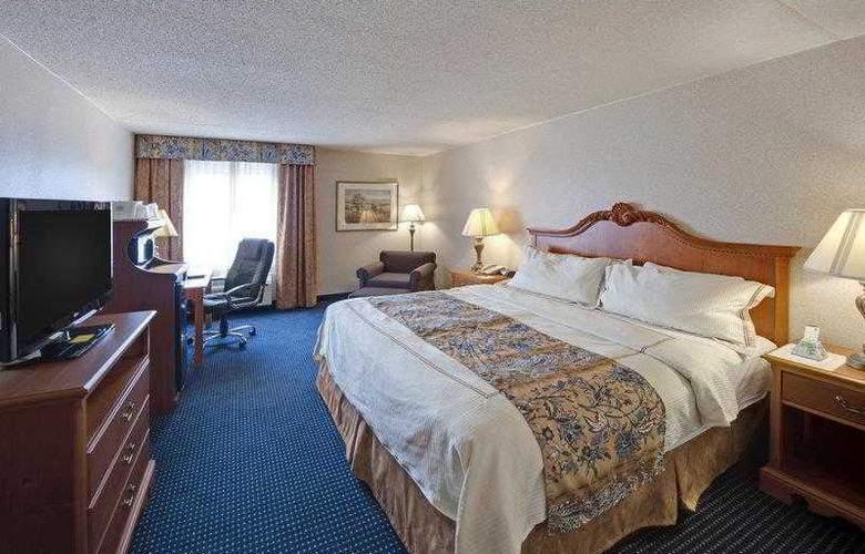 Best Western Mount Vernon Ft. Belvoir - Hotel - 14
