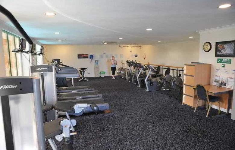 Best Western Bentley Leisure Club Hotel & Spa - Hotel - 25
