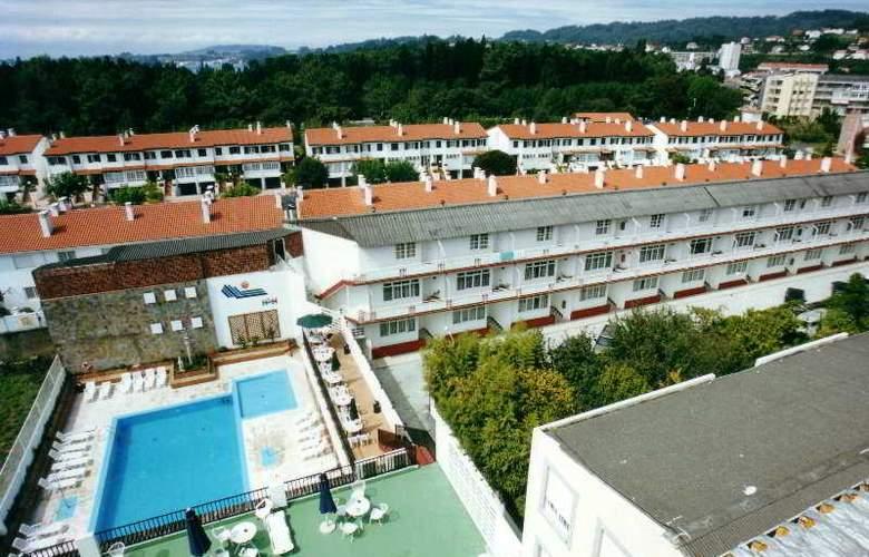 Sarga Sentirgalicia Apartmentos - Hotel - 0