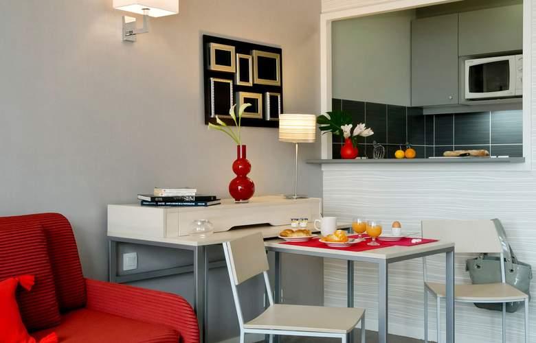 Apartahotel Adagio Paris Montrouge - Room - 4