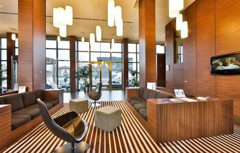 Best Western Premier Hotel Monza e Brianza Palace - Hotel - 59