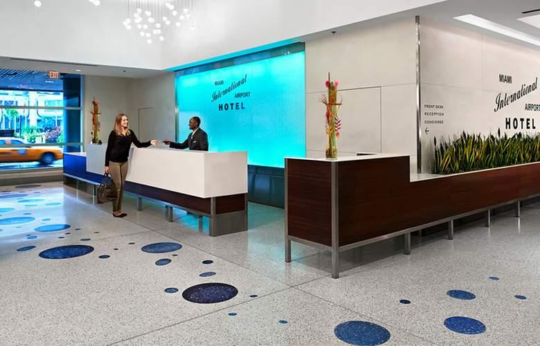 Miami International Airport Hotel - General - 1