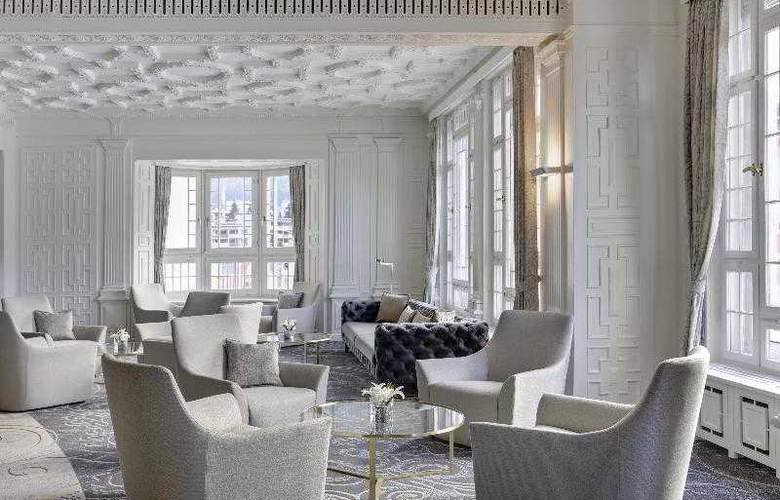 Steigenberger Grandhotel Belvédère Davos - General - 13
