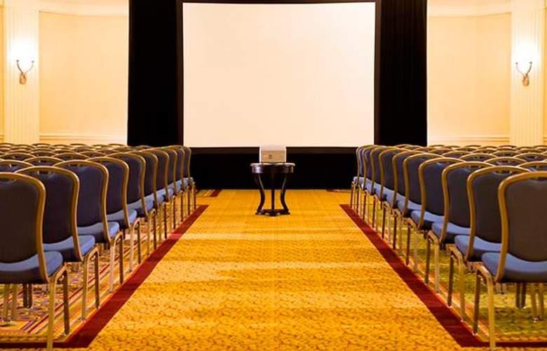 Philadelphia Airport Marriott - Conference - 8