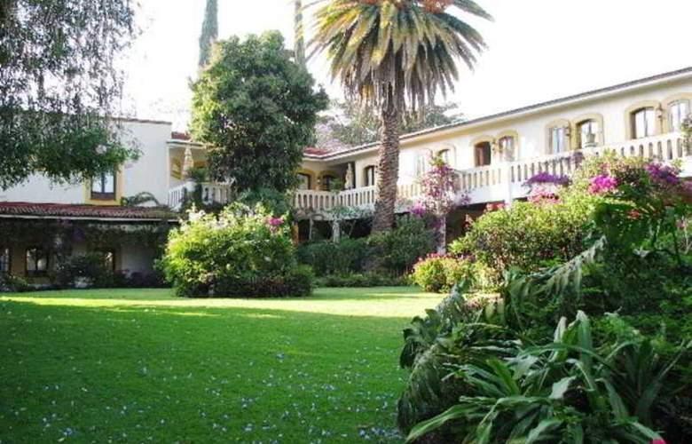Hacienda Los Laureles - Hotel - 0
