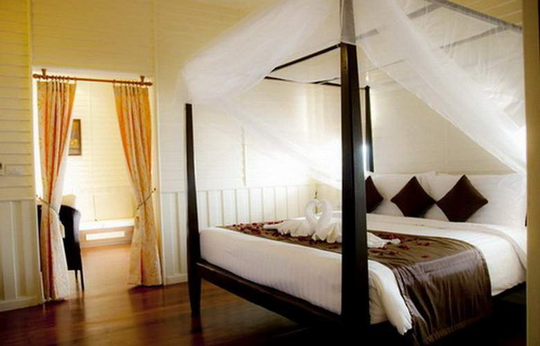 Buddy Oriental Riverside Nonthaburi - Room - 7