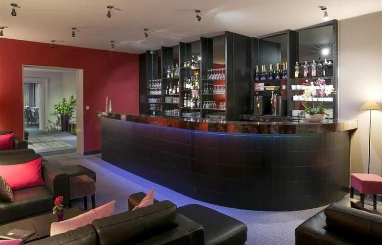 Best Western Hotel de la Breche - Bar - 53
