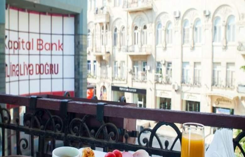 Bristol Hotel Baku - Restaurant - 13