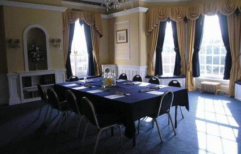Best Western West Retford - Hotel - 8