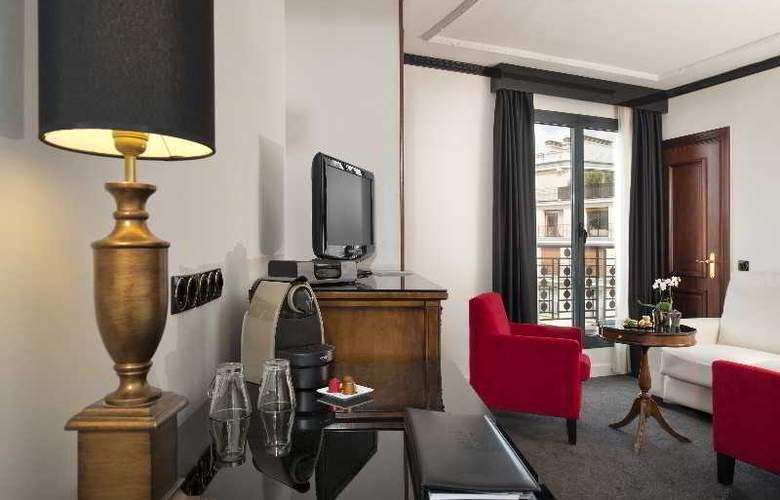 Meliá Paris Tour Eiffel - Room - 17