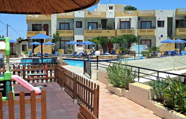 Paradise Apartments - Hotel - 25