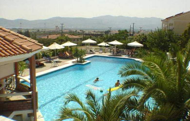 Samos Sun - Pool - 4
