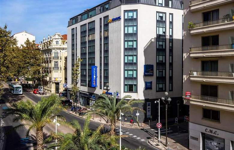 Suite Novotel Cannes Centre - Hotel - 29