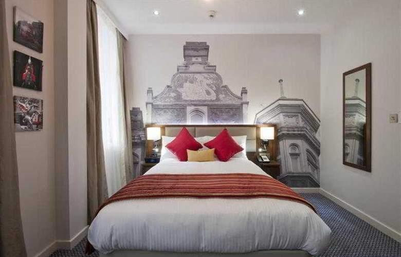 Best Western Plus Seraphine Hotel Hammersmith - Hotel - 40