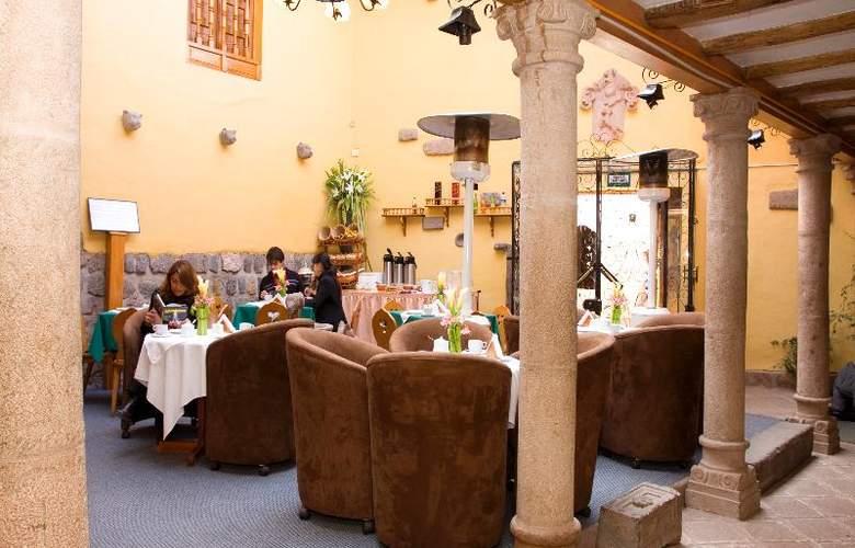 Hotel & Mirador Los Apus - Restaurant - 8