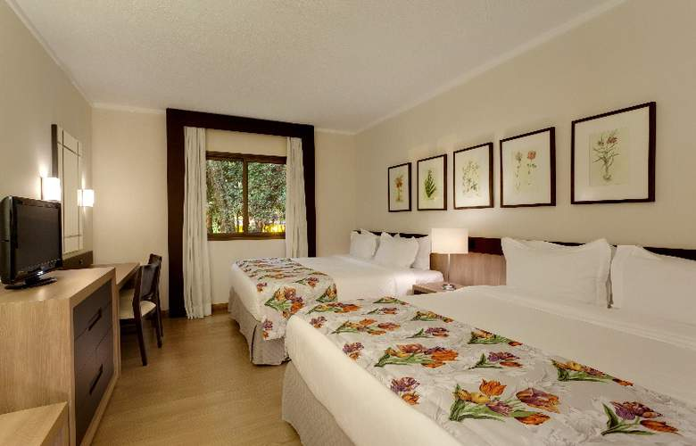 Mabu Thermas & Resort - Room - 4