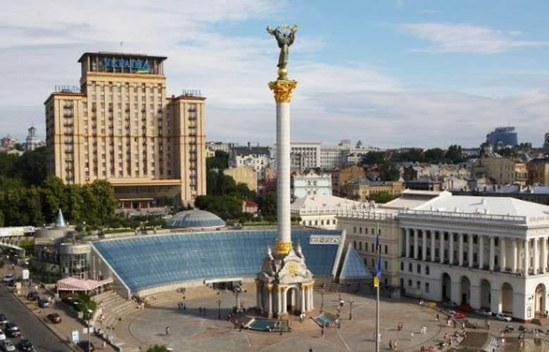 Ukraine - Hotel - 0