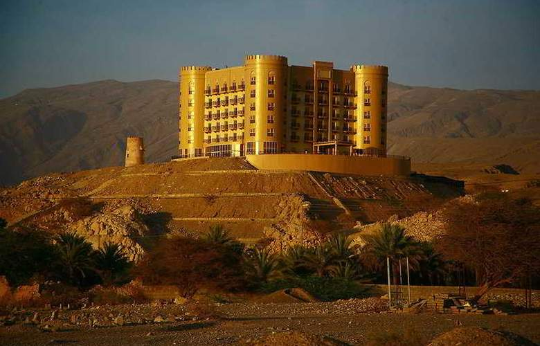 Khatt Springs Hotel and Spa - Hotel - 0