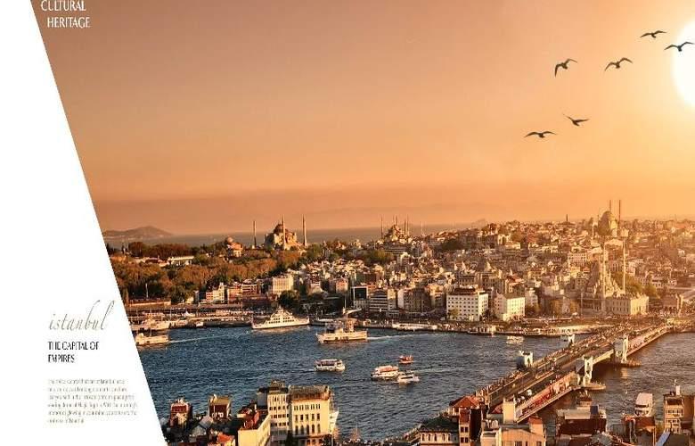 Arcade Hotel Istanbul - Hotel - 1