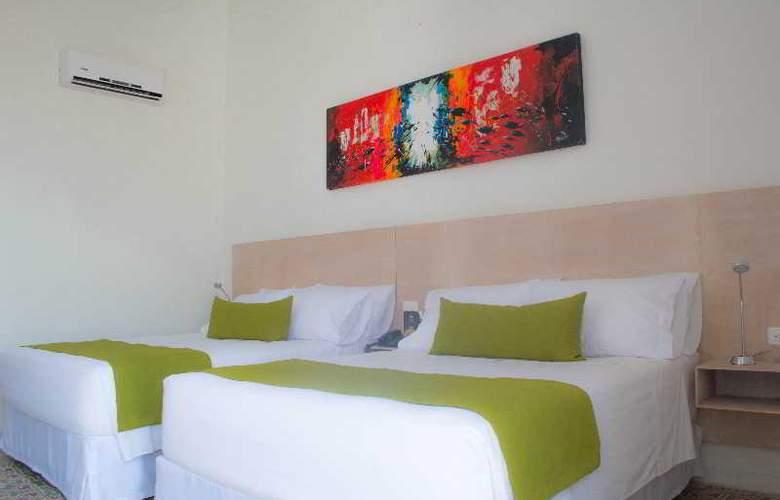 Balcones de Alheli Bed and Breakfast - Room - 4