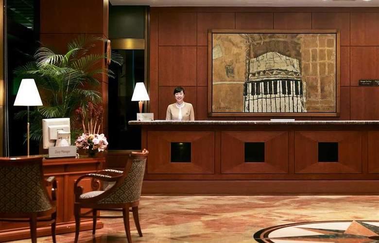 Novotel Ambassador Doksan Seoul - Hotel - 14