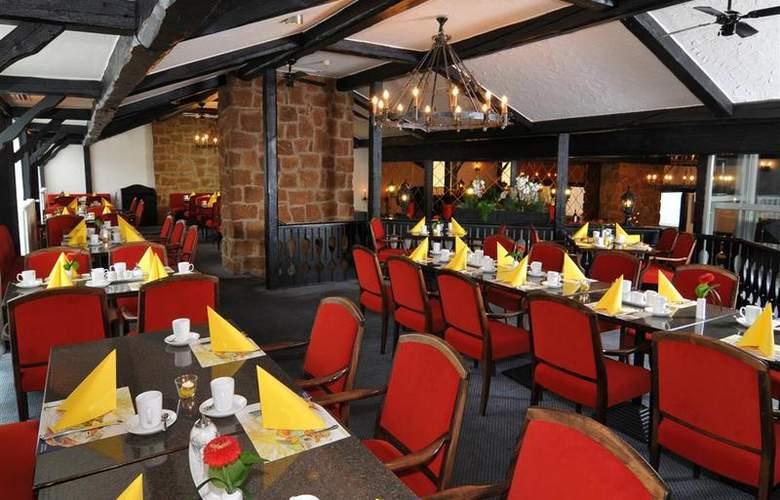 Best Western Leoso Hotel Leverkusen - Restaurant - 90