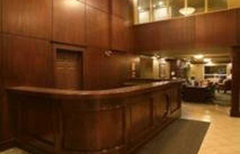 Sandman Hotel Red Deer - General - 1
