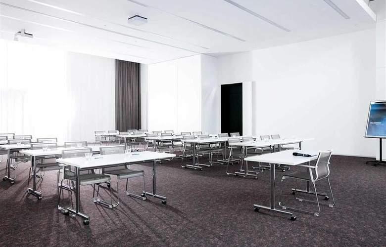 Novotel Basel City - Conference - 11