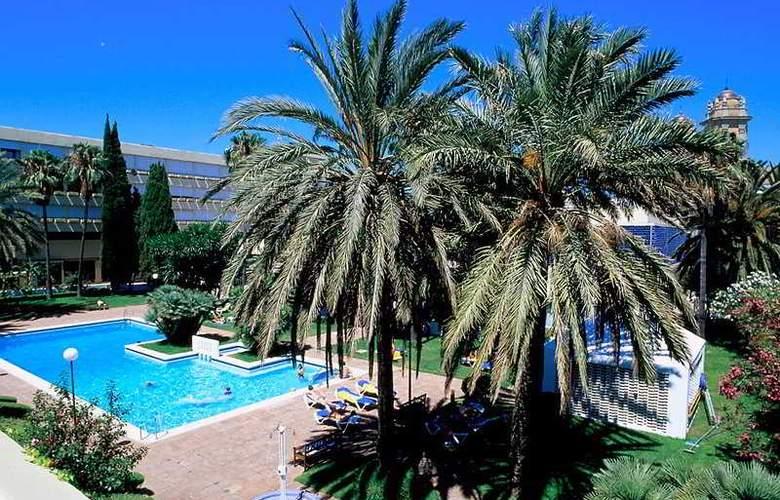 Parador de Ceuta Hotel La Muralla - Pool - 2