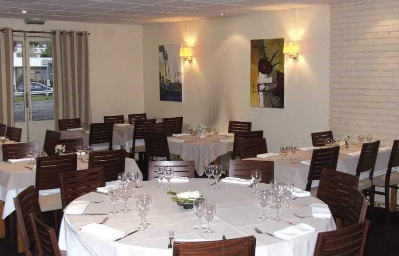 Inter-Hotel Ambacia - Restaurant - 8
