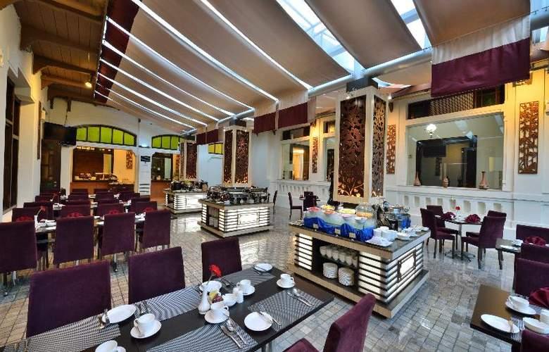 Carrcadin Hotel Bandung - Restaurant - 18