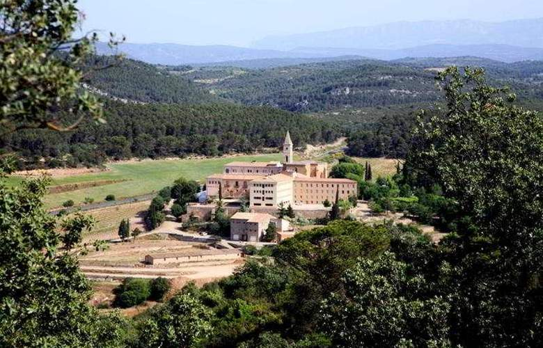 Monestir de les Avellanes Meeting and Ecoresort - Hotel - 0