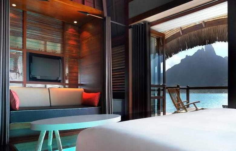 Le Meridien Bora Bora - Hotel - 33