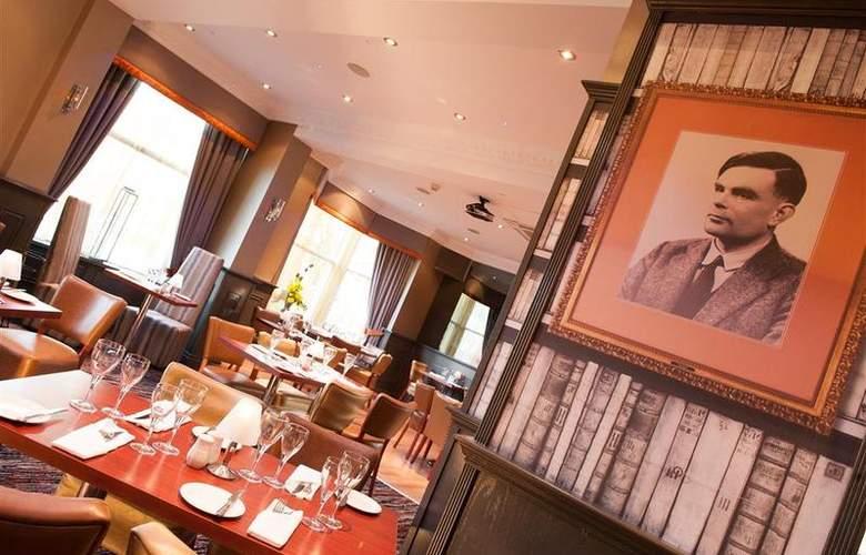 Best Western Willowbank - Restaurant - 81