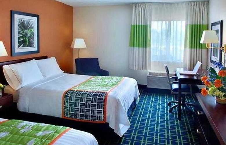 Fairfield Inn Boston Woburn/Burlington - Hotel - 12