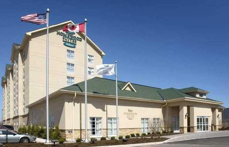 Homewood Suites by Hilton, Burlington - Hotel - 0