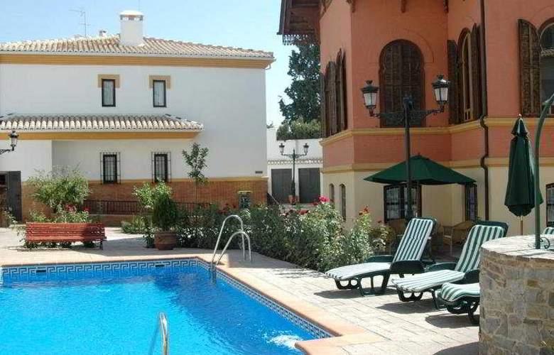Caseria de Comares - Pool - 4