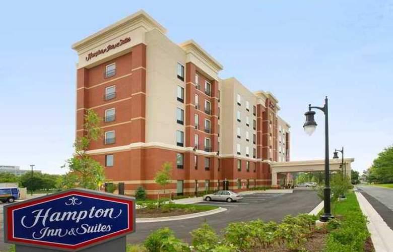 Hampton Inn and Suites Washington DC North Gaithe - Hotel - 0