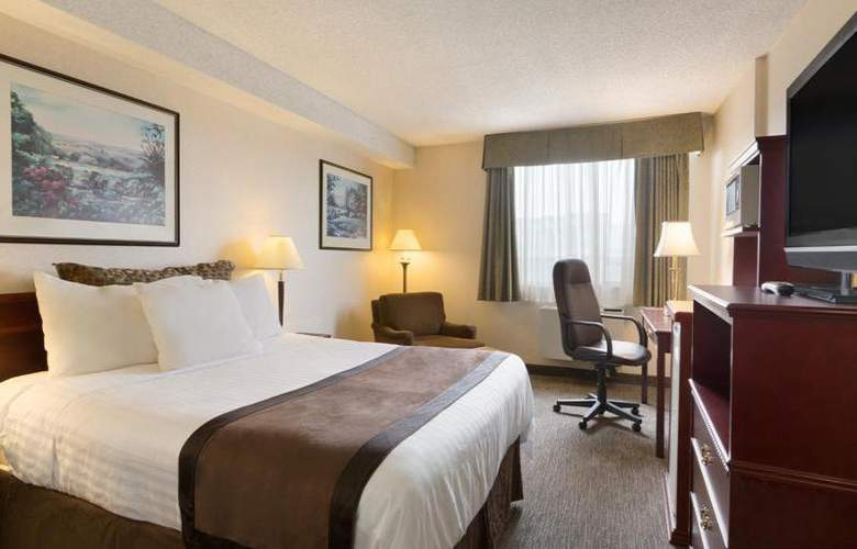 Travelodge Hotel Vancouver Airport - Room - 12