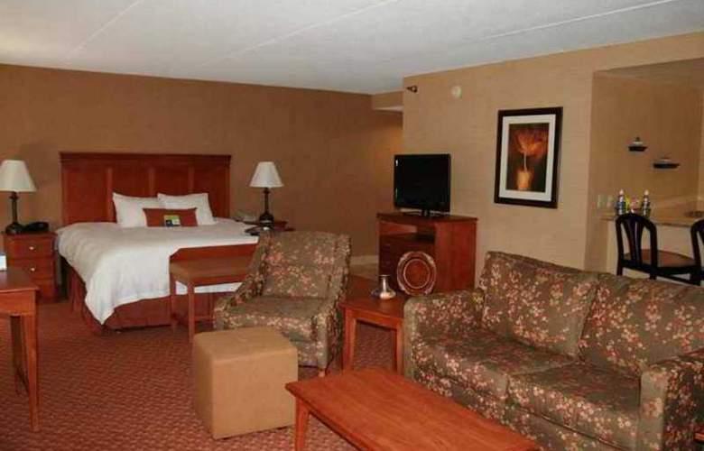 Hampton Inn Peoria-E At The River Boat Crossing - Hotel - 6
