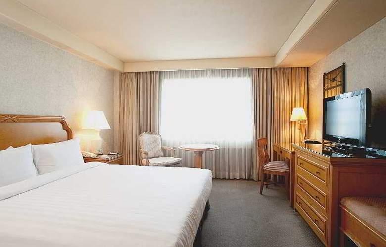 T.H.E Hotel & Vegas Casino Jeju - Room - 9