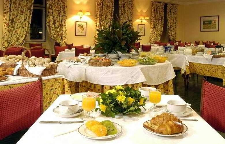 Grande Hotel das Caldas da Felgueira - Restaurant - 11