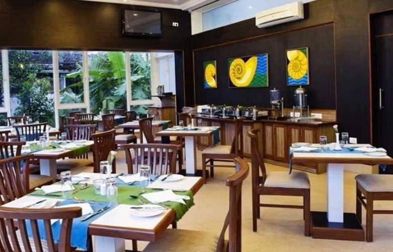Ocean Palms - Restaurant - 11