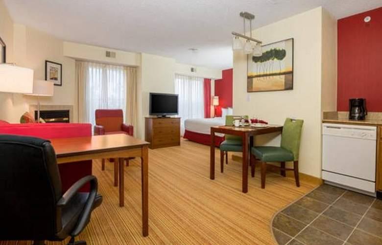 Residence Inn Houston The Woodlands/Market Street - Room - 10