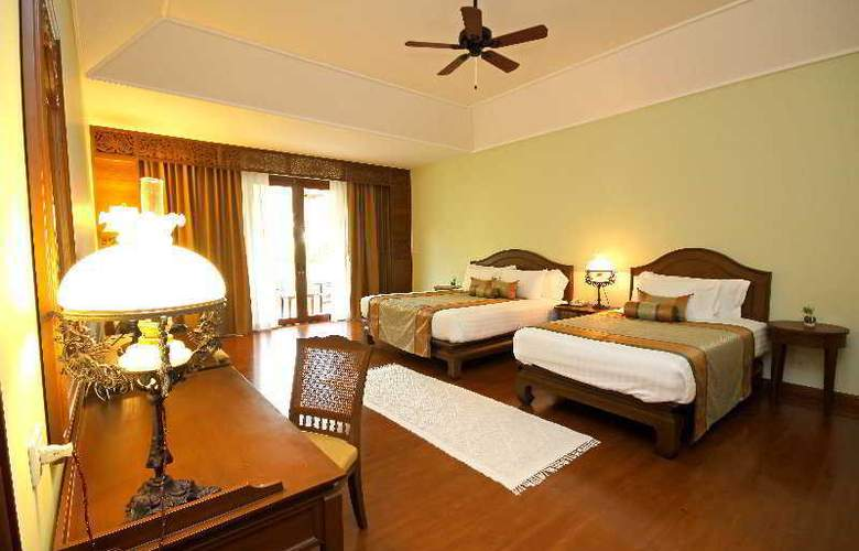 Dheva Mantra Resort And Spa - Room - 6