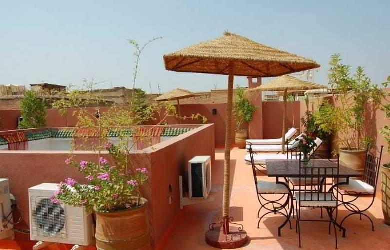 Riad Hcekarram - Terrace - 10
